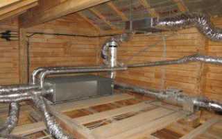 Вентиляция холодного чердака в частном доме: необходимость обустройства и конструкция системы