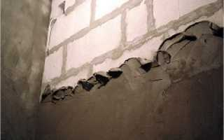 Как штукатурить пеноблоки внутри помещения: важные особенности процесса работ