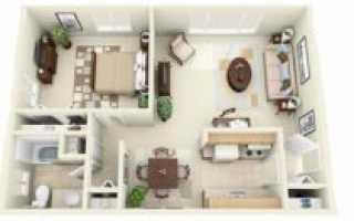 Дизайн квартир-хрущевок: 3 комнаты делаем просторнее и светлее