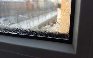 Почему потеют окна на балконе, и что делать в таком случае: решаем проблему быстро и просто