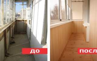 Как утеплить балкон в панельном доме: производство работ своими руками