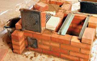 Какой кирпич нужен для кладки печи: материал, который лучше выбрать для разных частей конструкции