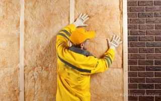 Как утеплить кирпичную стену изнутри: учимся у профессионалов
