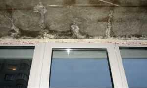 Чем заделать щели на балконе в полу и потолке, а также между перекрытием и стеной