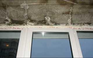Герметизация лоджии с внешней стороны: закрываем все швы и трещины на балконе