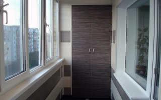 Как обшить балкон панелями ПВХ своими руками