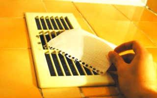 Плохая вентиляция в квартире что делать: причины нарушения тяги и методы их устранения