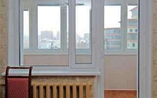 Как утеплить пластиковую дверь на балкон своими руками