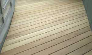 Как правильно сделать пол на балконе своими руками: пошаговая инструкция и видео