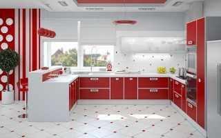 Шторы для маленькой кухни: правила выбора