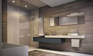 Дизайн ванной комнаты в современном стиле: фото и полезные рекомендации