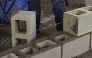 Виды кладки кирпича: учимся правильно складывать стены из блоков