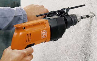 Как правильно сверлить бетонную стену дрелью без пыли