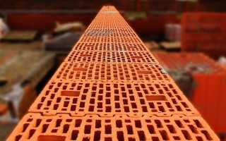 Отличающие керамические блоки плюсы и минусы: характеристики поризованного материала