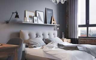 Интерьер спальни в серых тонах: особенности дизайна, лучшие сочетания цветов