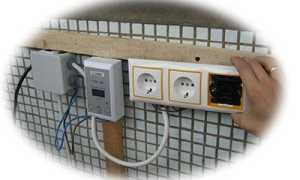 Розетка на балконе: как правильно провести электричество своими руками