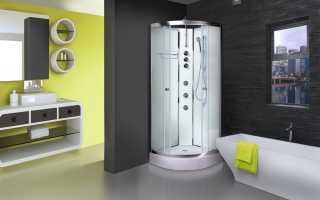 Как выбрать душевую кабину для ванной комнаты: разновидности оборудования