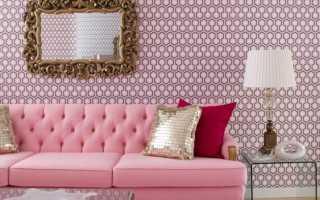 Как создать интерьер в розовом цвете: лучшие сочетания оттенков и стилистическое соответствие